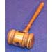10 1/2  Walnut Gavel